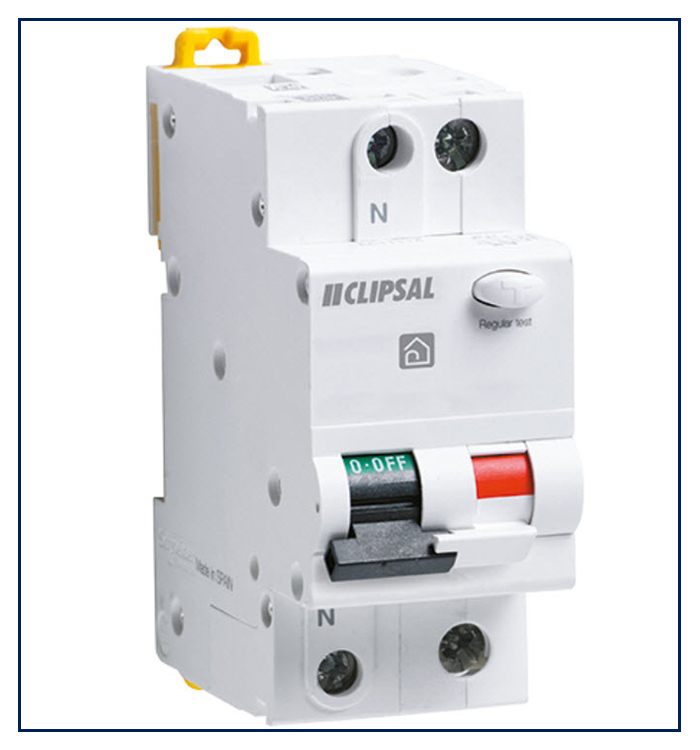Electrical RCD Safety Switches